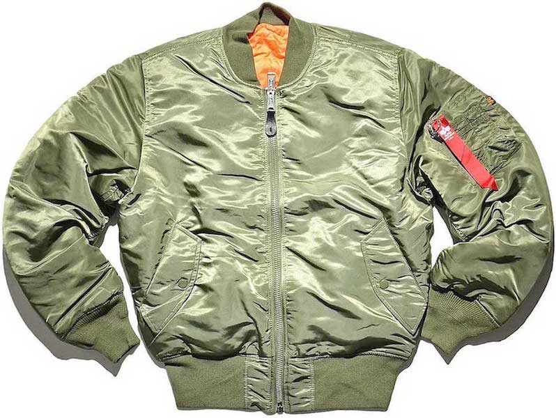 Alpha Industries MA-1 Bomber Jacket - THE ZINE