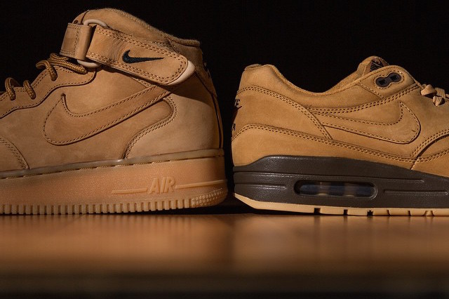 "Nike Flax Collection ""Wheat Pack"" 1"