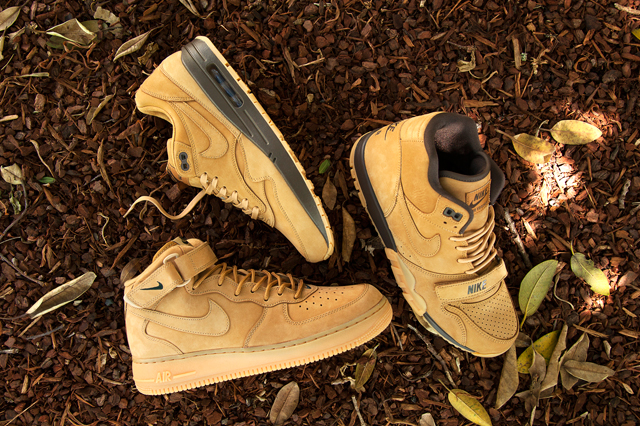 "Nike Flax Collection ""Wheat Pack"" 2"