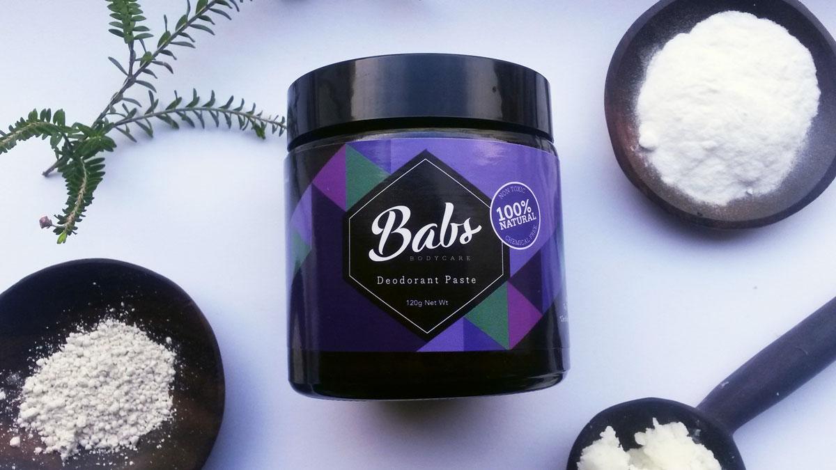 Babs Deodorant Paste