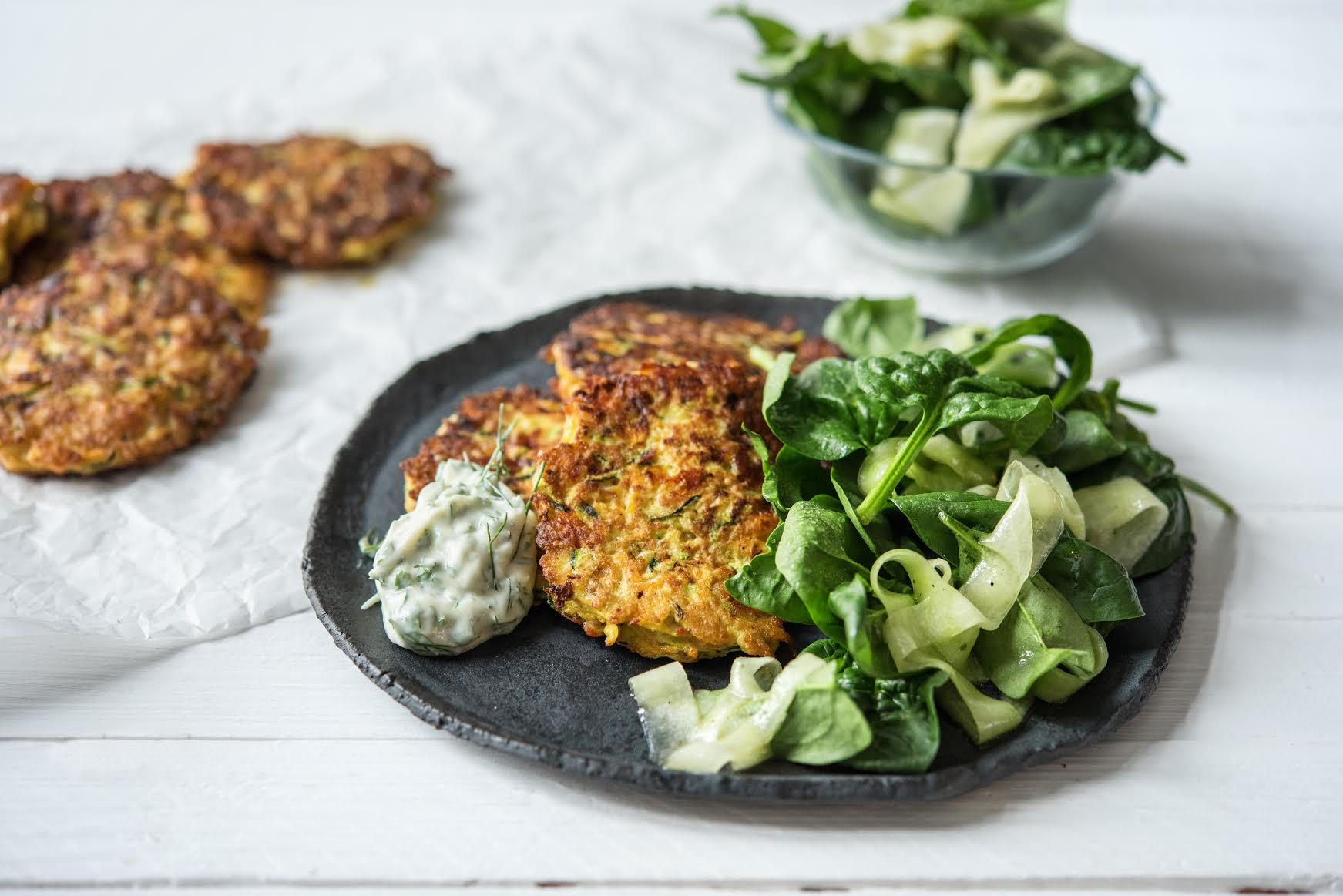Salmon and Sweet Potato Cakes HelloFresh