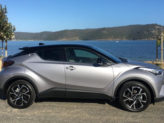 We Drove the Toyota C-HR Koba 1