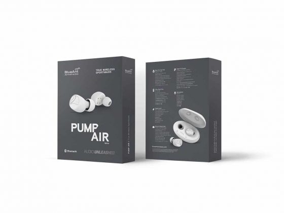 BlueAnt Pump Air Earbuds