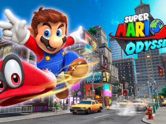 Super Mario Odyssey Review 1