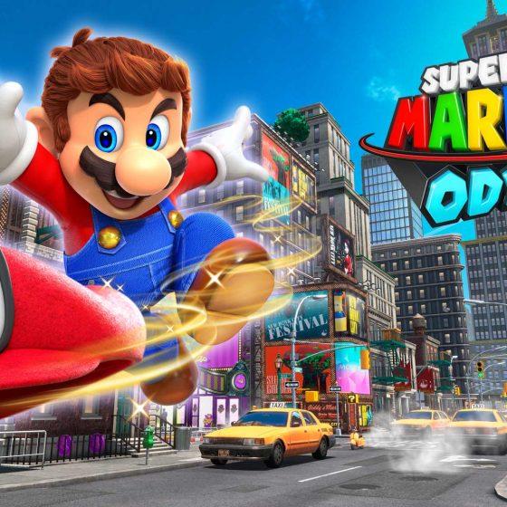 Super Mario Odyssey Review 2