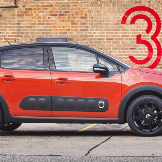 First Impressions: the New Citroën C3 8