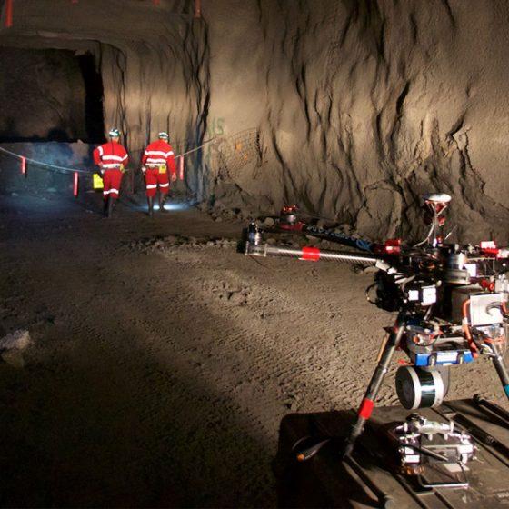 DARPA Subterranean Challenge: Underground Capabilities 1