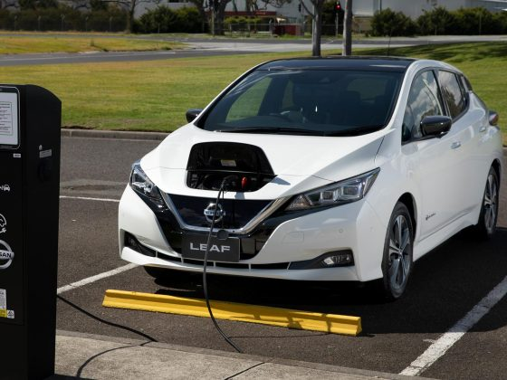 Nissan Australia announces its main electric vehicle charging provider 1