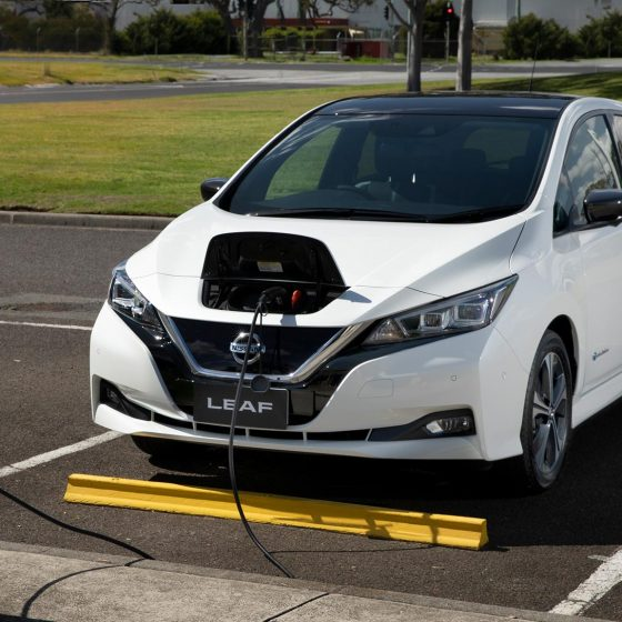 Nissan Australia announces its main electric vehicle charging provider 2