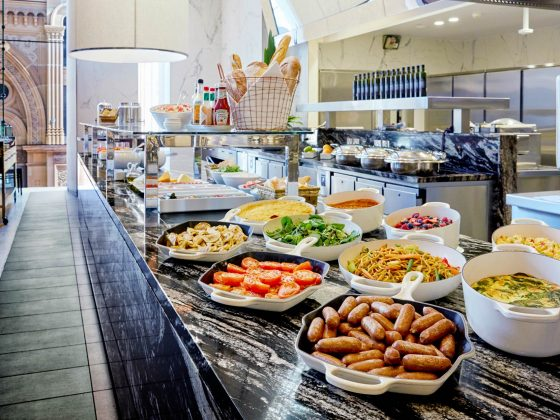 The Glass Brasserie launches new Bottomless Late Breakfast offering 2
