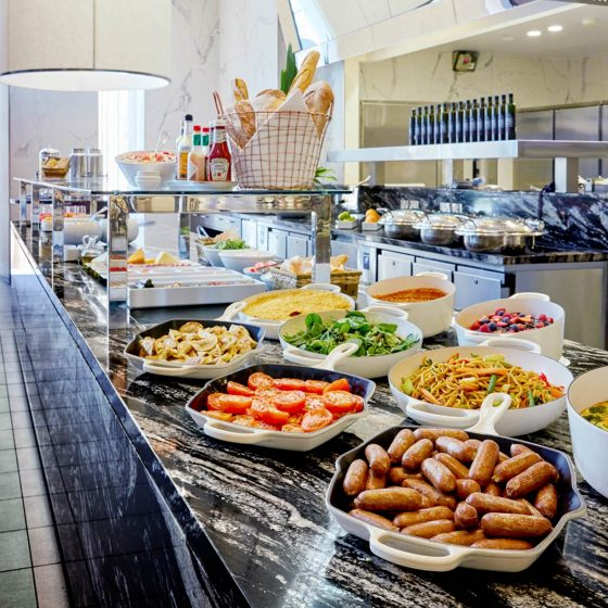 The Glass Brasserie launches new Bottomless Late Breakfast offering 1