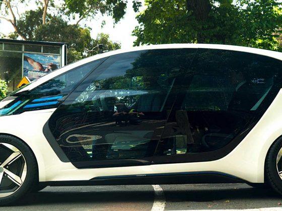 AEV Robotics announces the modular vehicle system 2
