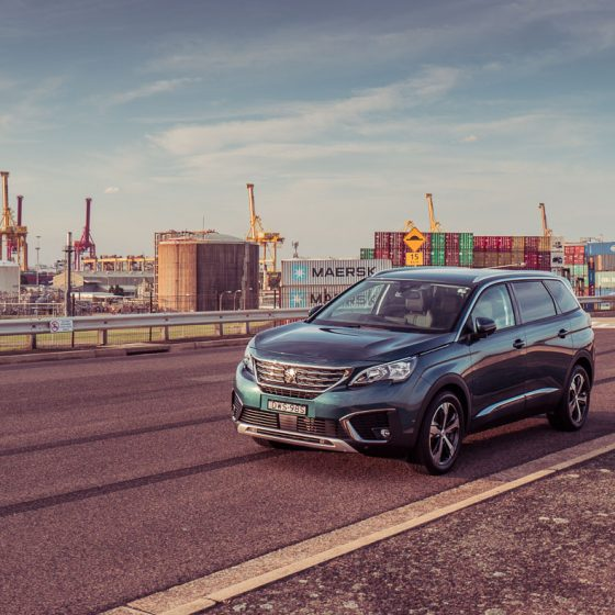 The all-new Peugeot 5008 SUV 7 Seater