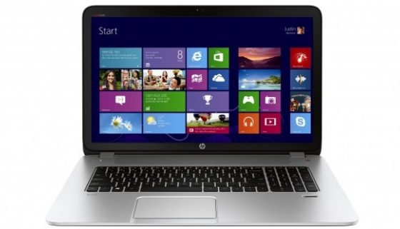 HP Envy touchsmart notebook combines style and compact design 2