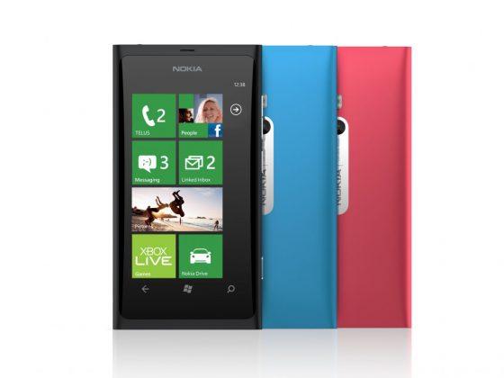 Nokia Lumia 800 1