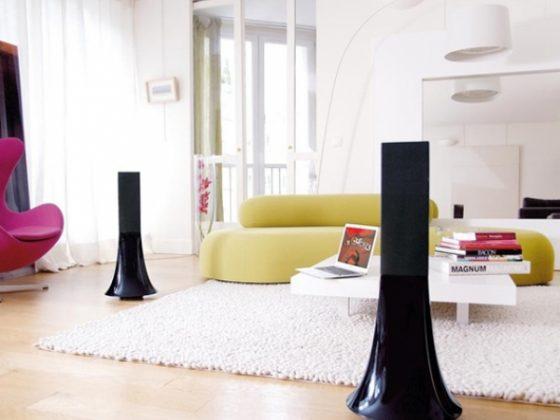 Zikmu Parrot Wireless Speakers by Starck 1