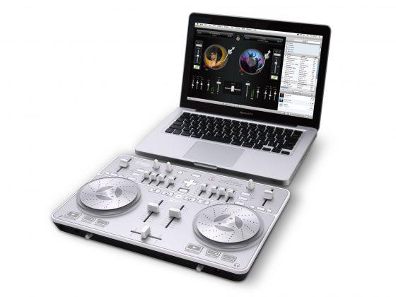 Vestax: Spin DJ 2