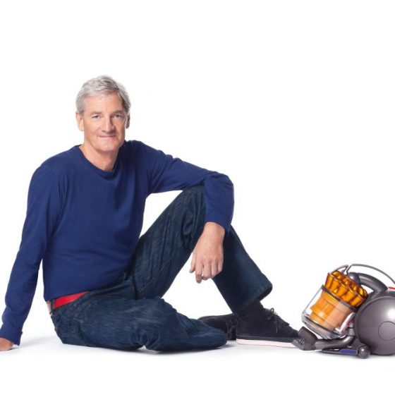 An interview with James Dyson 1