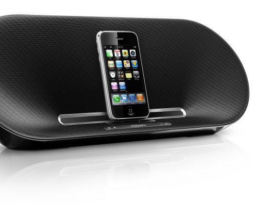 Philips Fidelio Docking Speaker 1