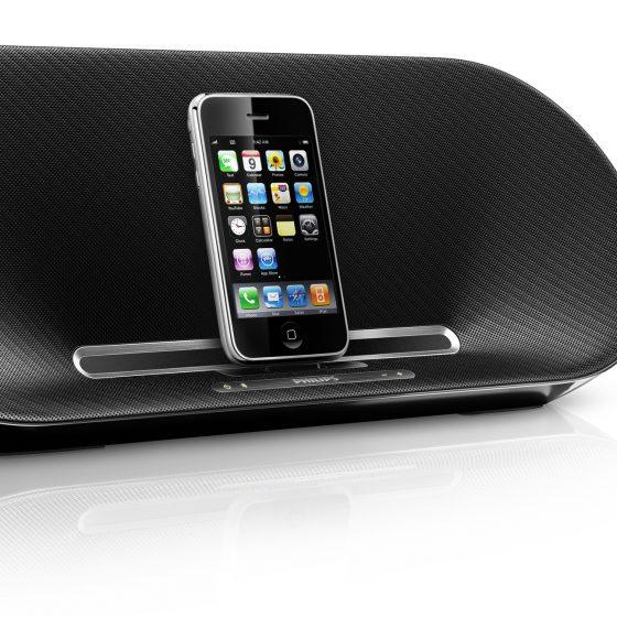 Philips Fidelio Docking Speaker 4