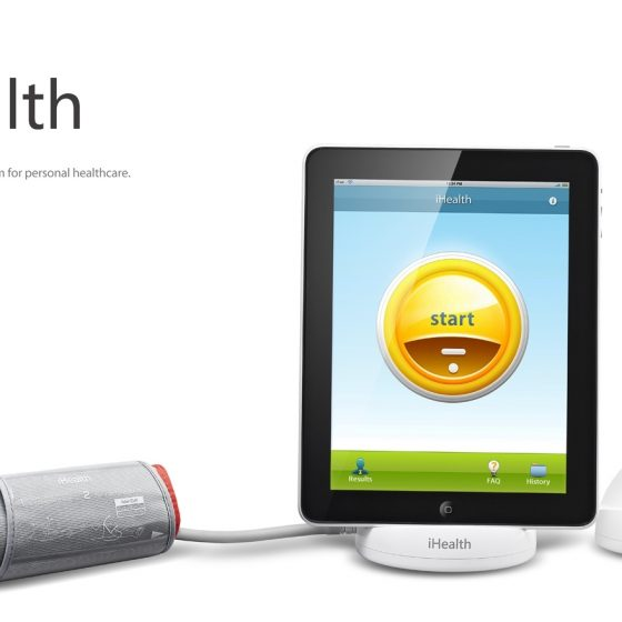 iHealth Checks Your Blood Pressure 4