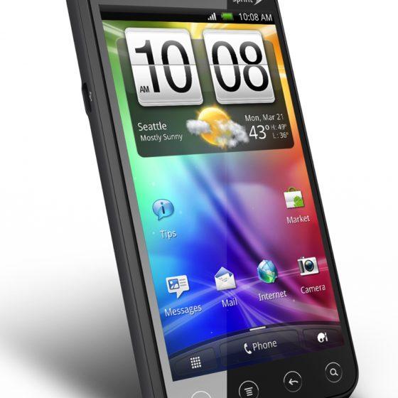 HTC Evo 3D 5