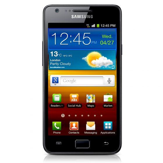 Samsung Galaxy S II 6