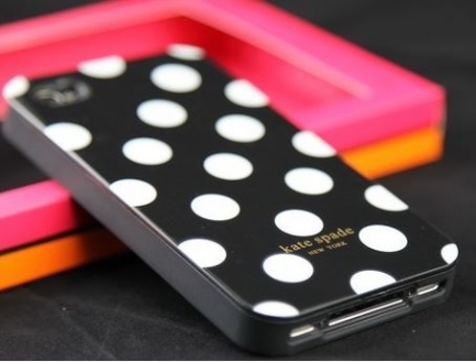 Kate Spade iPhone Covers 1