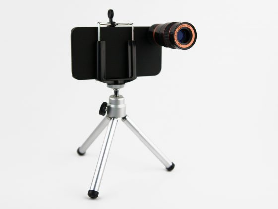 iPhone Telescopic Lens 2