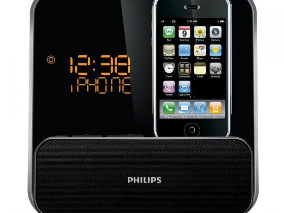 Philips Clock Radio Dock 2