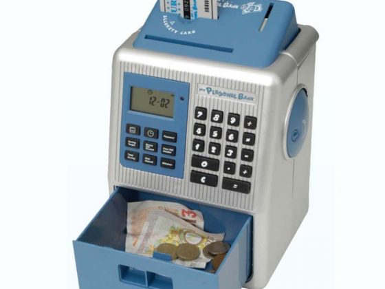 Personal ATM Money Bank 2