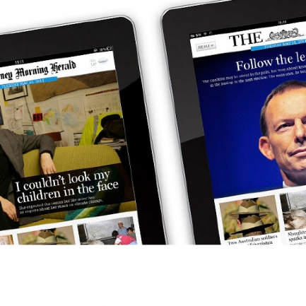 THE DIGITAL NEWSPAPER- The Sydney Morning Herald 3