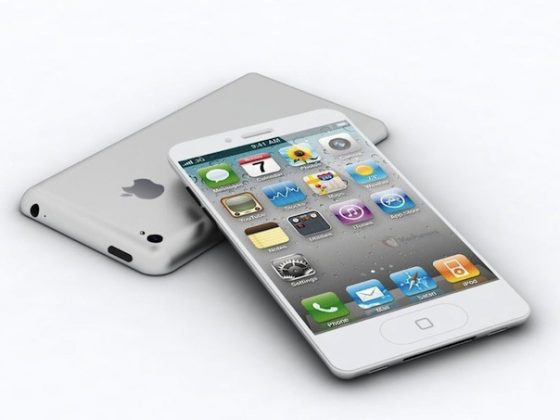 iPhone 5- 2012 not 2011 2