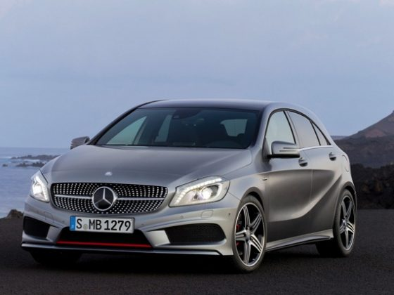The New Mercedes-Benz A-Class 2