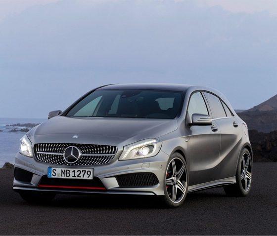 The New Mercedes-Benz A-Class 2