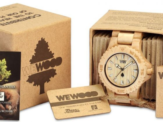 Saving the planet with WeWOOD Timepieces 1