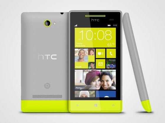 The world of HTC Smart Phones 1