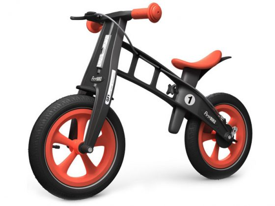 F is for FirstBIKE 1