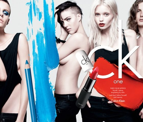 Hot Spring/Summer Look: CK One Colour Cosmetics 2