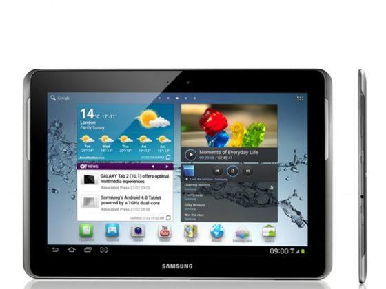 Samsung Galaxy Tab 2 10.1 1