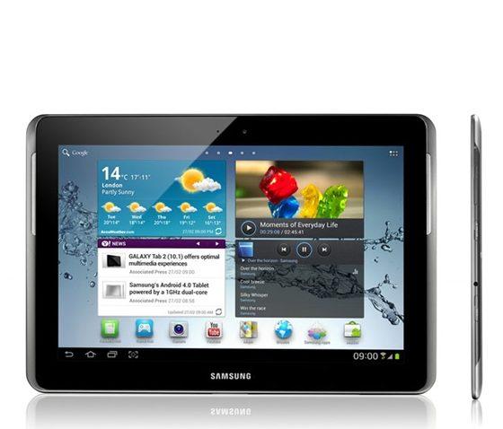 Samsung Galaxy Tab 2 10.1 4