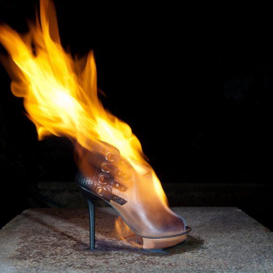 Fury Shoes - Stella 1