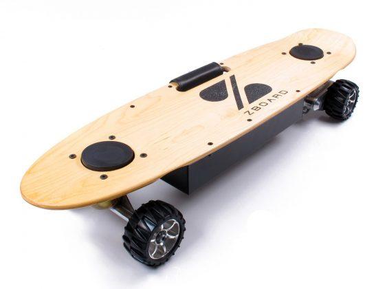 ZBoard Electric Skateboard 1