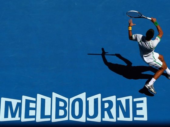 Jumbo-sized Gifts from the Aussie Open 1