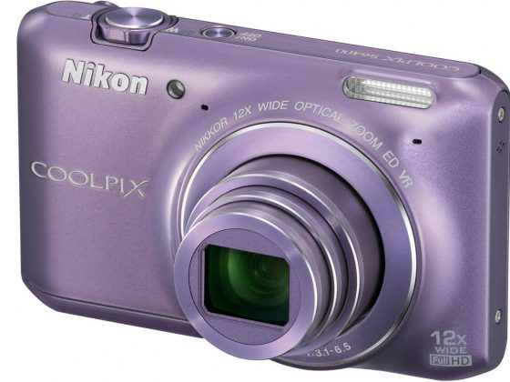 Nikon Coolpix S6400 1