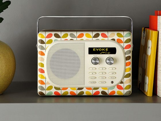 Orla Kiely Pure Audio 1