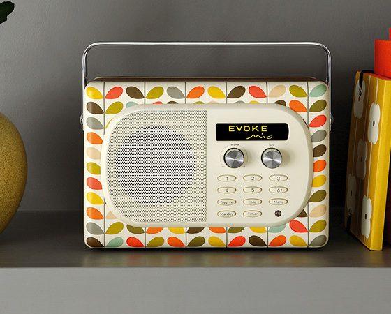 Orla Kiely Pure Audio 2