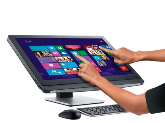 DELL XPS All-In-One Touch 1
