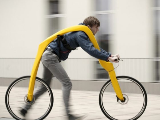 The Fliz Bike Will Have You Travelling With Ease and Efficiency 1