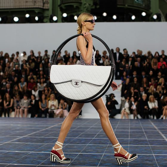 Chanel's Hula Hoop Bag 3